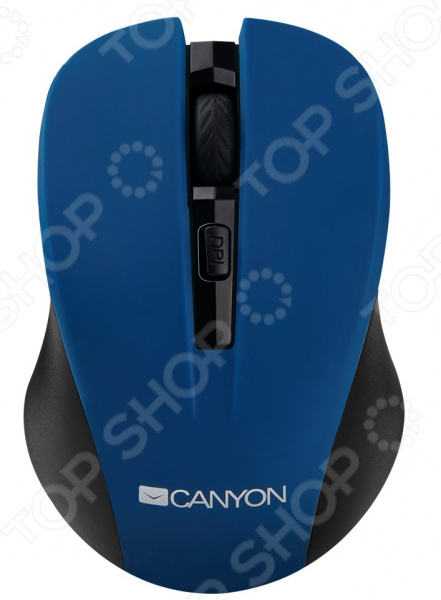 Мышь Canyon CNE-CMSW1 USB
