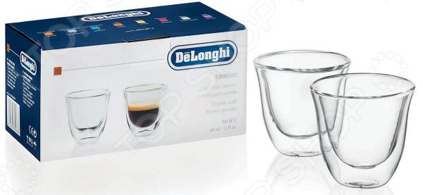 Набор чашек для кофе DeLonghi «Эспрессо» DeLonghi - артикул: 1806555
