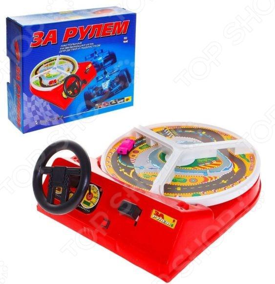 Руль игрушечный Спорт Тойз «За рулем»