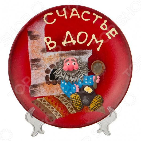 Zakazat.ru: Тарелка декоративная «Домовенок» 135-5193