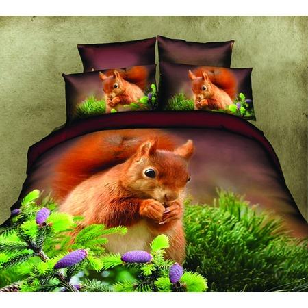 Купить Комплект постельного белья Mango «Белка». 2-спальный