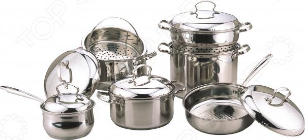 Набор посуды для готовки Bekker Premium BK-2566