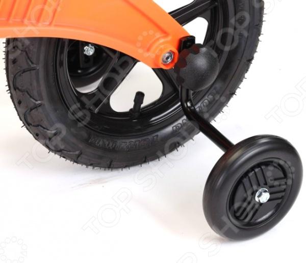Колеса страховочные для беговела Pop Bike SM-216YE