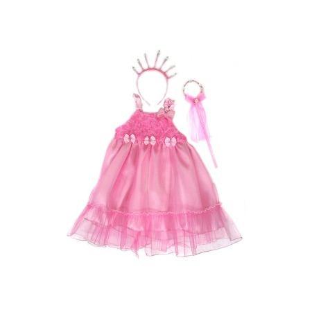 Купить Костюм карнавальный с аксессуарами Новогодняя сказка 972133 «Принцесса»