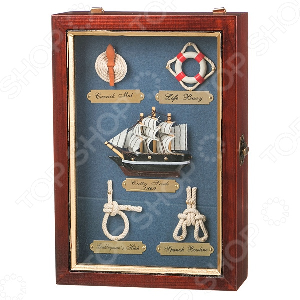 Ключница Arti-M «Морской узел» 271-004