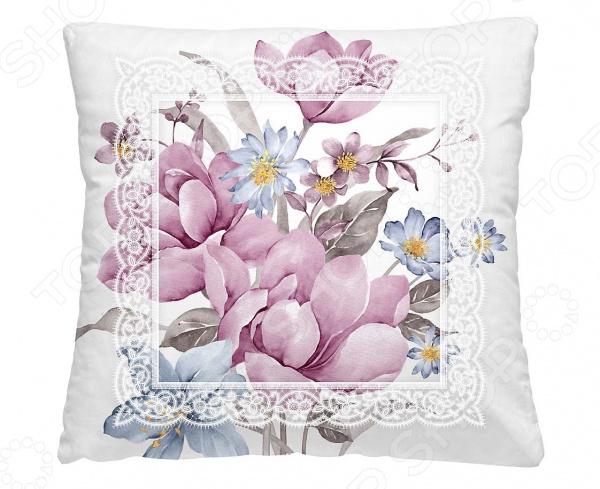 Подушка декоративная Волшебная ночь «Виола»