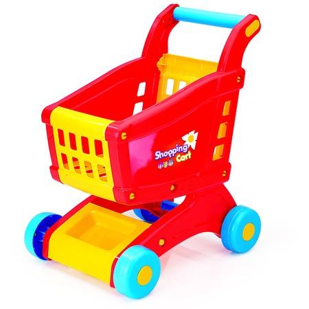 Купить Тележка игрушечная Dolu «Shopping Cart» для супермаркета
