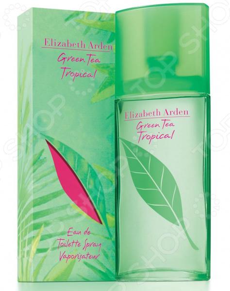Туалетная вода для женщин Elizabeth Arden Green Tea Tropical elizabeth arden green tea fig туалетная вода женская 50 мл