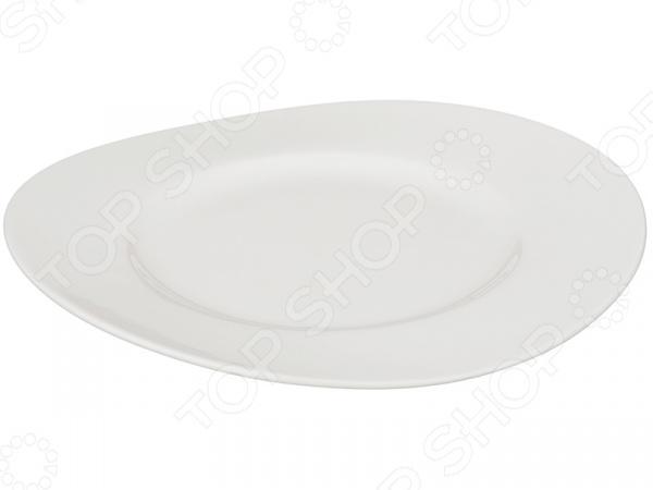 Тарелка десертная Lefard «Вейв» 199-066