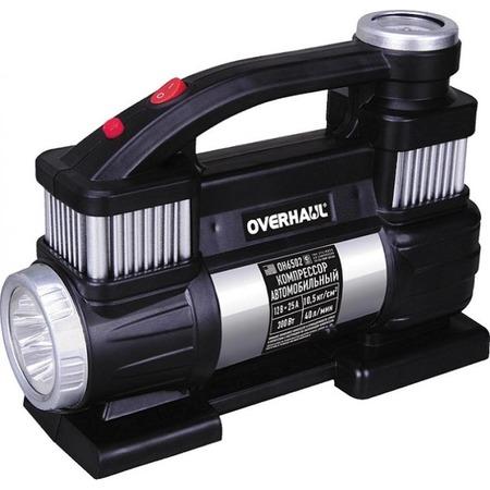 Купить Компрессор автомобильный Overhaul OH 6502