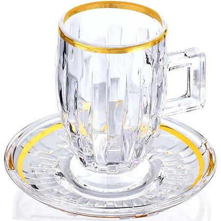 Купить Чайный набор «Хрустальное совершенство». Количество предметов: 12