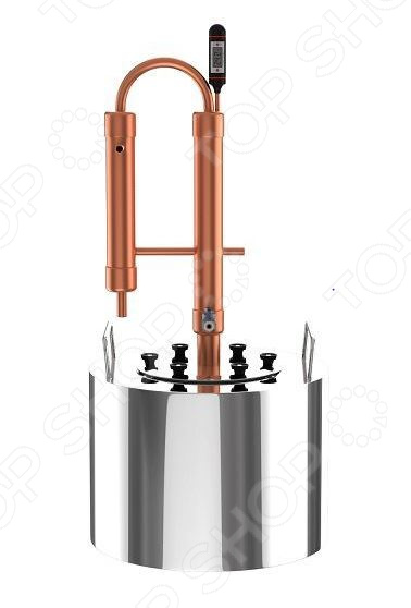 Самогонный аппарат Cuprum&Steel Omega Plus