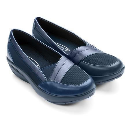 Мокасины женские Walkmaxx Comfort 2.0. Цвет: синий