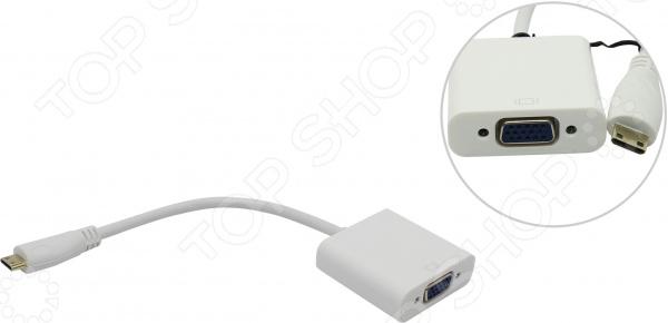 Кабель-переходник Vcom CG592 кабель переходник ups розетка vcom ie 320 c14 to socket type f