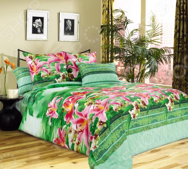 Комплект постельного белья Королевское Искушение «Лилиана». Евро