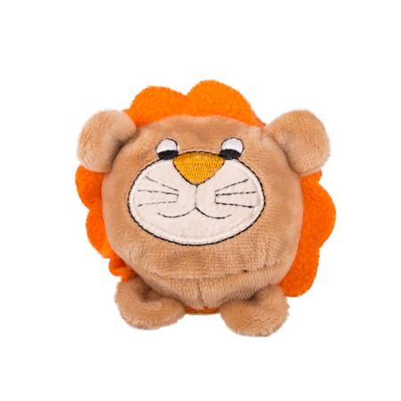 Купить Мягкая игрушка Button Blue «Мячик - Лев коричневый»