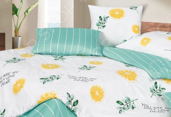 Комплект постельного белья Ecotex «Оранж»