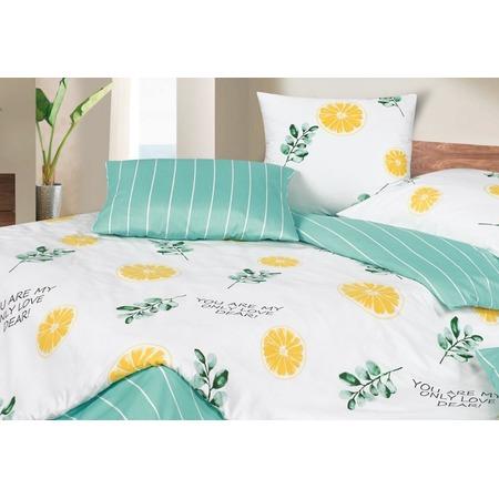 Купить Комплект постельного белья Ecotex «Оранж»