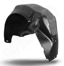 Подкрылок с шумоизоляцией Novline-Autofamily Renault Logan 07/2014 седан чехол на сиденье skyway renault logan седан rn4 2к