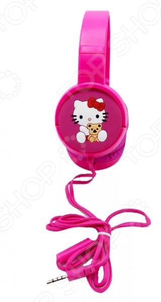 Наушники Hello Kitty KT 3156