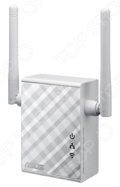 Точка доступа Wi-Fi Asus RP-N12 Wireless-N300