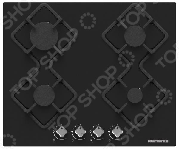 Варочная поверхность Remenis REM-2150 black