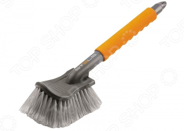Щетка для мытья автомобиля Stels 55224 щетка для мытья автомобиля с подачей воды stels 55222