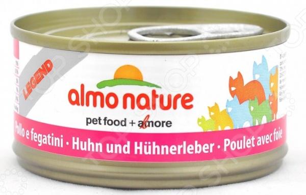 almo nature Legend с курицей и печенью 39509