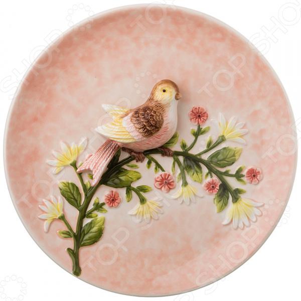 Тарелка декоративная Lefard 59-661 тарелка декоративная lefard 59 565
