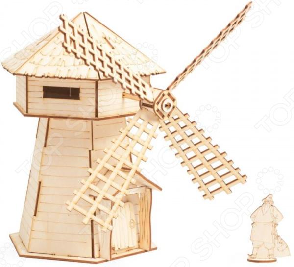 Конструктор деревянный Disney «Мельница. Последний богатырь» sony mdr xb550ap blue