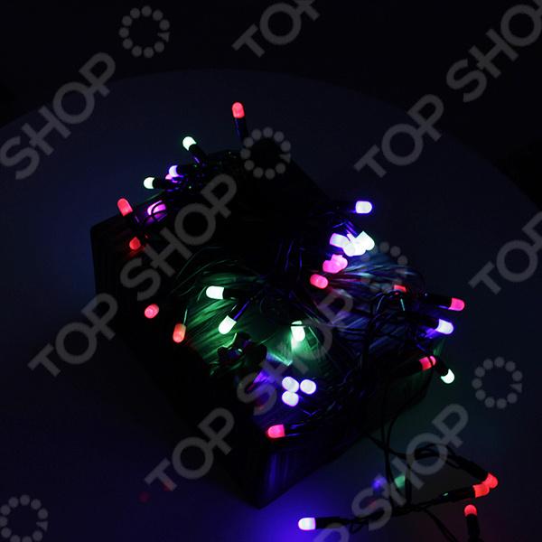 Гирлянда электрическая Новогодняя сказка «Огоньки» 971199