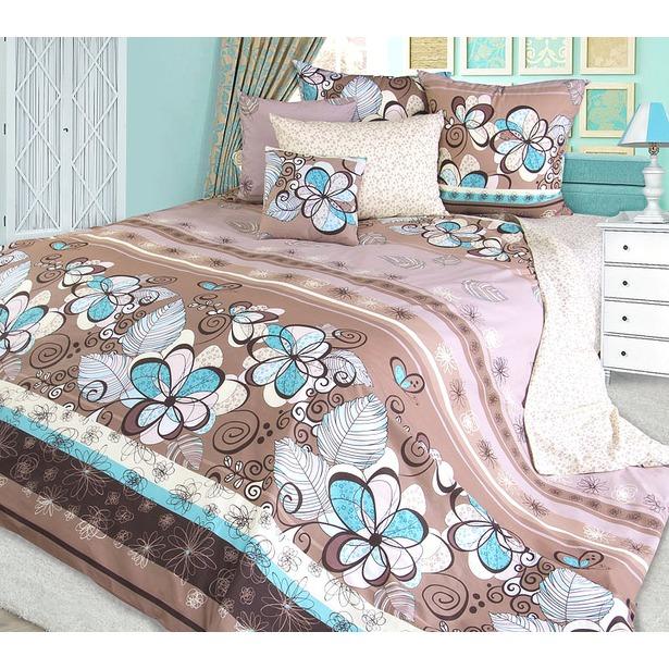 фото Комплект постельного белья Королевское Искушение «Серпантин». 1,5-спальный