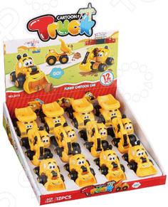 Машинка игрушечная Yako «Строительная техника». В ассортименте