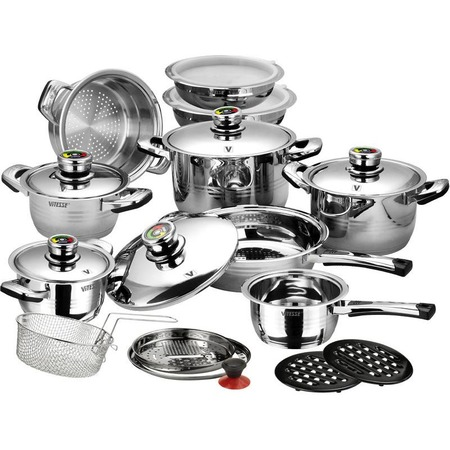 Купить Набор кухонной посуды Vitesse Opaline