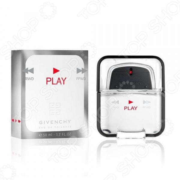 Туалетная вода для мужчин Givenchy Play, 50 мл givenchy play 100 ml