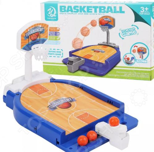Игра настольная YueqiToys «Баскетбол»