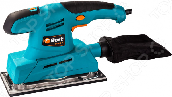 Машина шлифовальная вибрационная Bort BS-450R