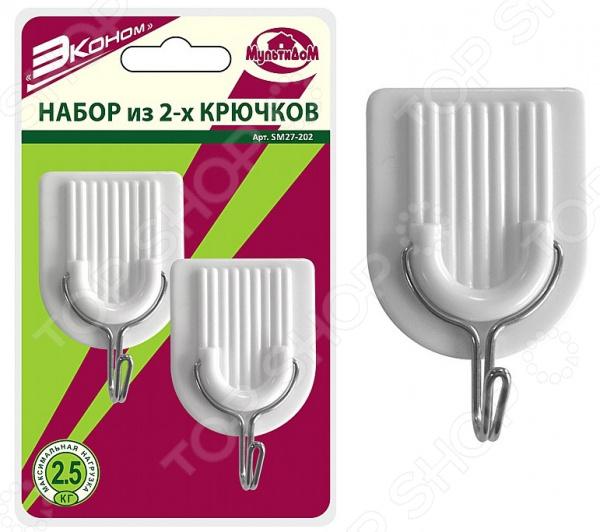 Набор крючков Мультидом «Эконом» SM27-202