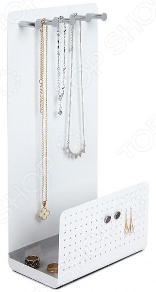 Органайзер Umbra Curio Wall. Высота: 35,5 см орагайзер для украшений curio низкий белый 1125831