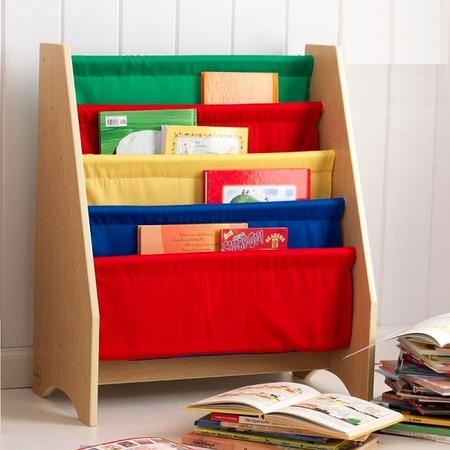 Купить Книжный стеллаж детский KidKraft Primary