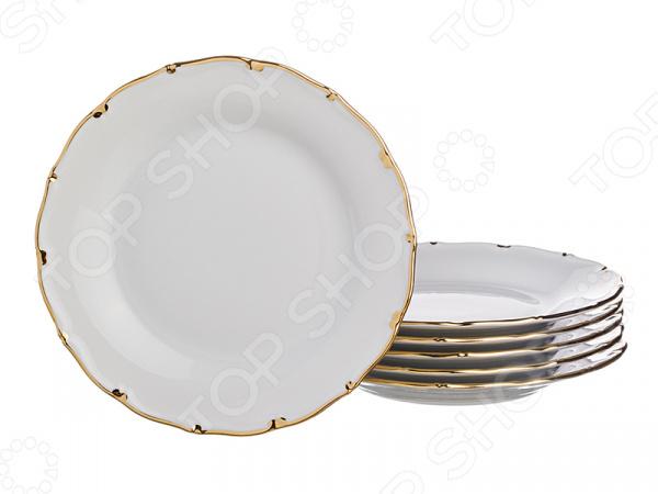 Набор тарелок Elisabeth Bohemia Original «Симона»
