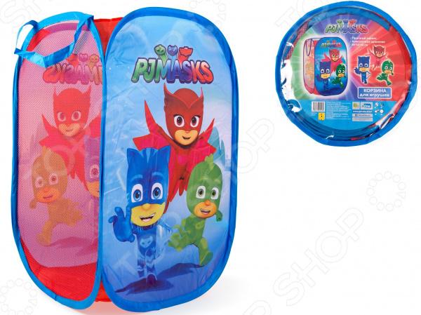 Корзина для хранения игрушек PJ Masks 32779
