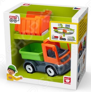 Машинка игровая EFKO «Грузовик со сменным кузовом»