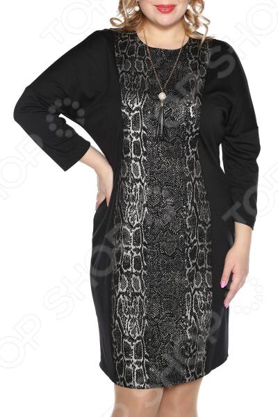 Платье KV-collection «Дело вкуса». Цвет: черный