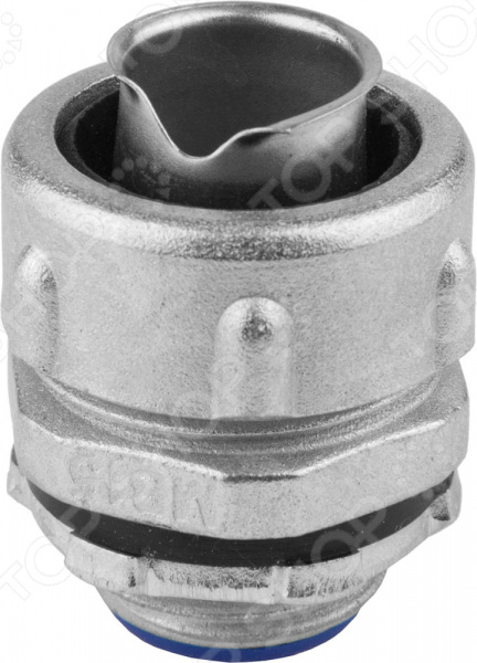 Муфта для металлорукава Светозар 60200 звонок электрический с кнопкой светозар аккорд 58036