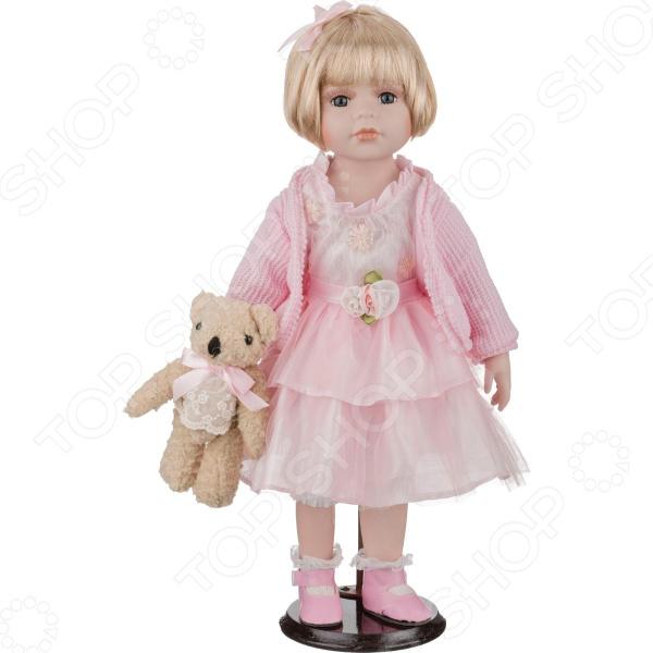 Кукла фарфоровая Lefard «Изабелла» 485-252