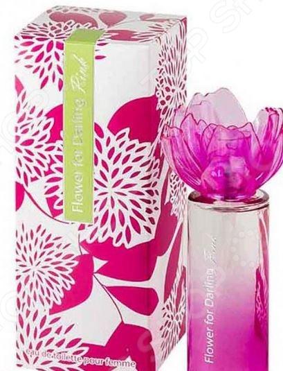 Туалетная вода для женщин Parli Flower for Darling Pink