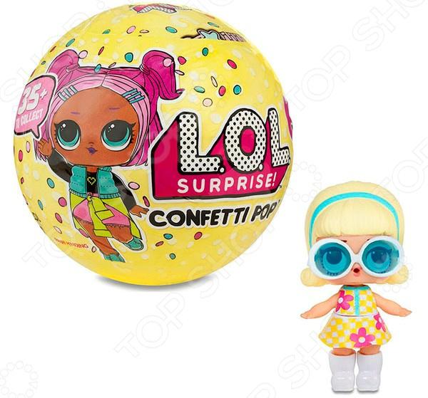 Кукла MGA Entertainment «LOL Конфетти» другие куклы mga entertainment жемчужина lol