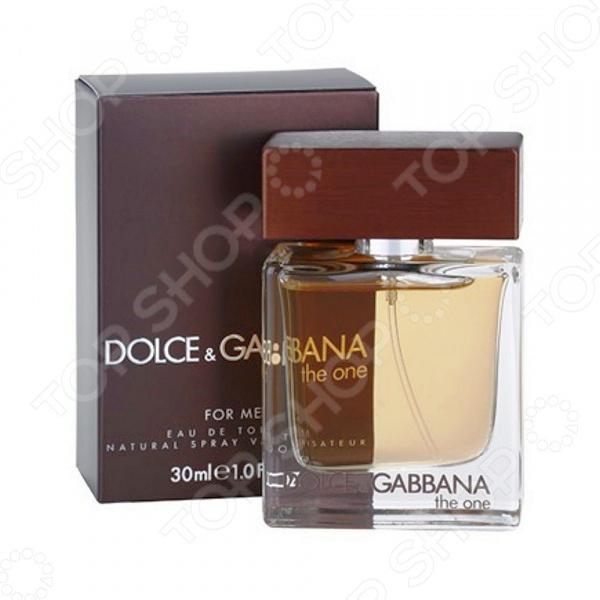 Туалетная вода для мужчин Dolce and Gabbana The One