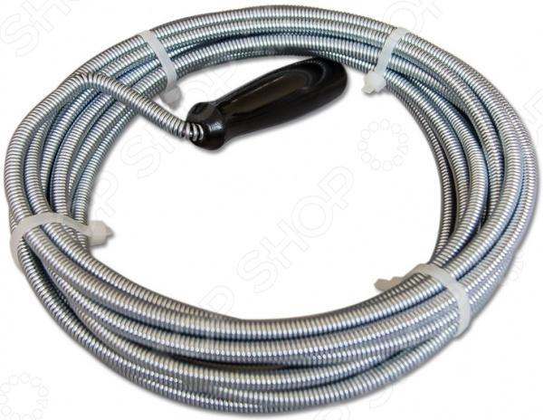 Трос для прочистки труб SANTOOL 080450-001
